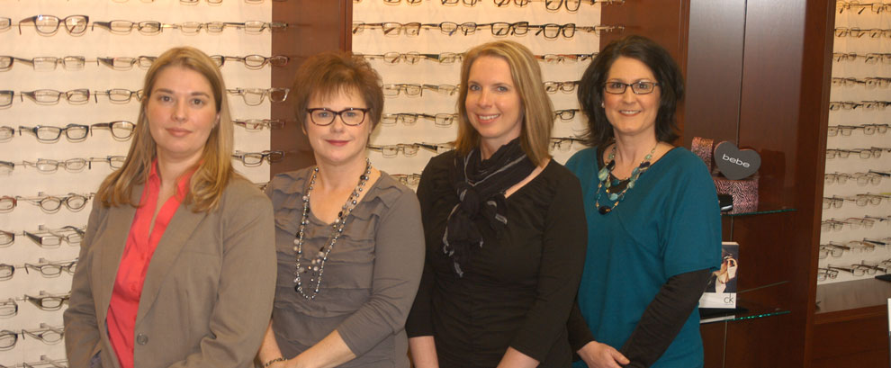 We have three Doctors of Optometry for your eye care needs.